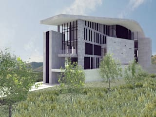 Häuser von 行一建築 _ Yuan Architects, Modern
