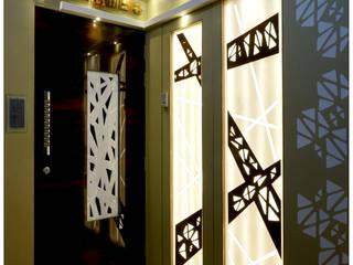 Home interior Design for Manish Thakkar Modern houses by KAM'S DESIGNER ZONE Modern