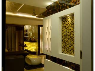 Home interior Design for Manish Thakkar Modern walls & floors by KAM'S DESIGNER ZONE Modern