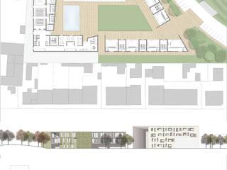 Maisons minimalistes par quadrato | studio di architettura Minimaliste