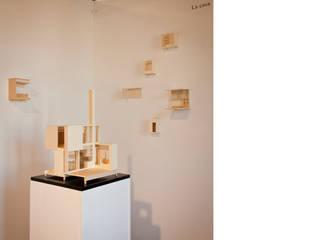 quadrato | studio di architettura: minimalist tarz , Minimalist