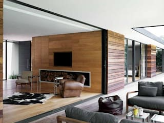 House Cowies Hill by Ferguson Architects Modern