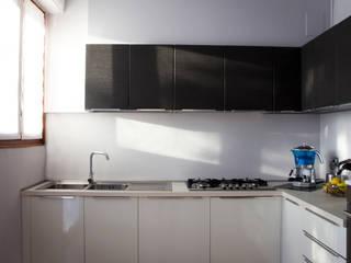 Cuisine minimaliste par quadrato | studio di architettura Minimaliste
