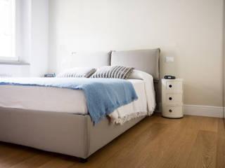 Mediterranean style bedroom by quadrato | studio di architettura Mediterranean