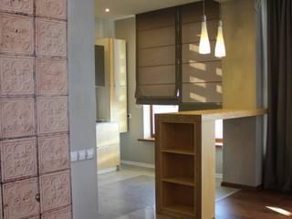 Дом на Орлиной: Кухни в . Автор – Мастерская дизайна Екатерины Меркель,