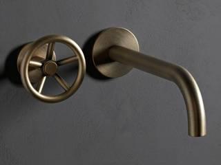 The Watermark Collection: Casas de banho  por Stoneceramic, Lda