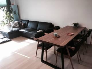 Salon moderne par 테이블랩나눔 Moderne