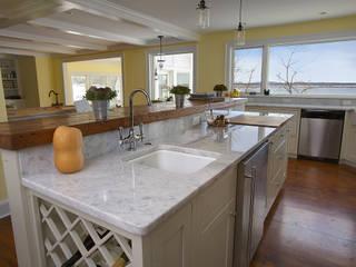 Kitchen by Fİ DİZAYN Mermer, Granit, Quars Satış ve Uygulama, Country