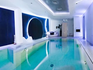 Piscines  de style  par interninow