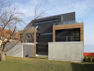Houses by ARCHITEKTEN GECKELER, Modern