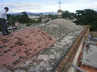 RESTAURACION DE LA CAPILLA DEL DULCE NOMBRE JESÚS EN VILLA ZAACHILA, OAXACA, de Tzapotecatl Arquitectos