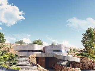 Potrero House: Casas de estilo  por All Arquitectura