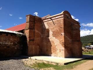 RESTAURACIÓN OAXACA. Iglesia de Santa María Lachixio de Tzapotecatl Arquitectos