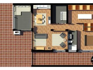 Conversão de cave em Apartamento:   por André Terleira - Arquitectura e Construção