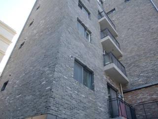 Houses by 라움플랜 건축사사무소