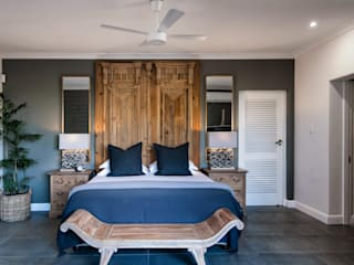 Bedroom by JSD Interiors, Eclectic Wood Wood effect