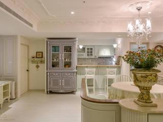 綠野仙蹤:  廚房 by 森博設計