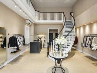 BEIGE boutiques:  商業空間 by 森博設計