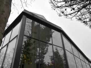Villa Honingen II: moderne Huizen door Marks - van Ham architectuur