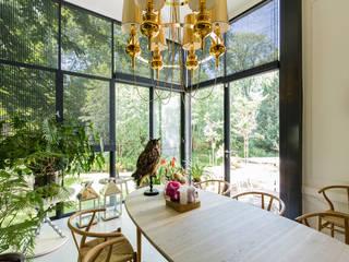 ห้องทานข้าว by Marks - van Ham architectuur