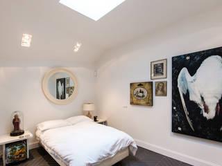 ห้องนอน by Marks - van Ham architectuur
