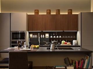 Letamendi -110m²-, Barcelona. Cocina.: Cocinas de estilo  de GokoStudio