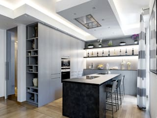 Modern style kitchen by TM Italia Modern