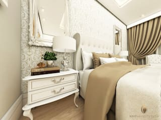 Classic style bedroom by iost Arquitetura e Interiores Classic