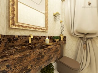 Classic style bathroom by iost Arquitetura e Interiores Classic