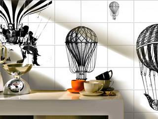 Cozinhas modernas por Massimiliano Toniol Moderno