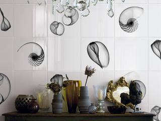 Salas de jantar modernas por Massimiliano Toniol Moderno
