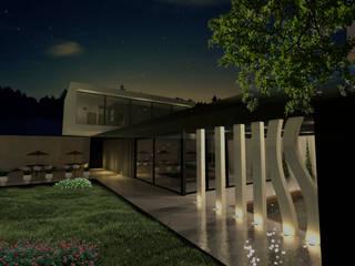 Projekty,  Domy zaprojektowane przez 360arquitectura