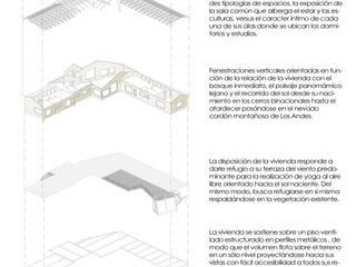 CASA LAS LOMAS. Casas estilo moderno: ideas, arquitectura e imágenes de U.R.Q. Arquitectura Moderno