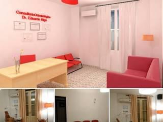 Reforma consultorios :  de estilo  por - Arq. Lucia Garay - Arquitectura y Diseño -