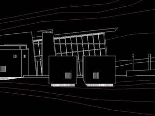 por AyC Arquitectura Moderno
