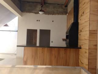 Dapur Modern Oleh plurAU Modern