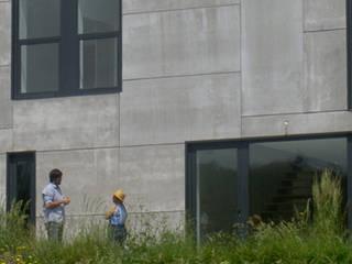 casa chas Casas de estilo moderno de kel arquitectura Moderno