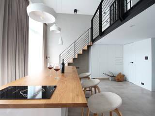 05 根據 樂沐室內設計有限公司 北歐風 塑木複合材料
