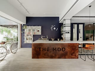 themoo 根據 樂沐室內設計有限公司 北歐風
