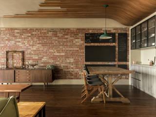 美式工業風 根據 樂沐室內設計有限公司 工業風