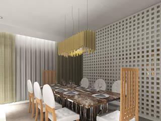 modern  by Hugo Pereira Arquitetos, Modern