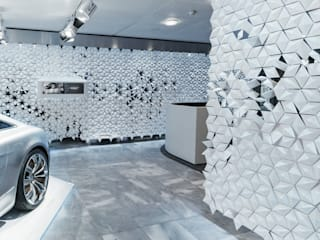 WALL SCREEN DESIGN THAT WILL LEAVE YOU IN AWE de Bloomming Moderno