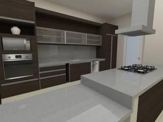 Samuel Alves Arquitetura Kitchen