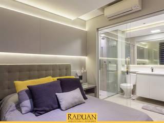 Raduan Arquitetura e Interiores의  침실