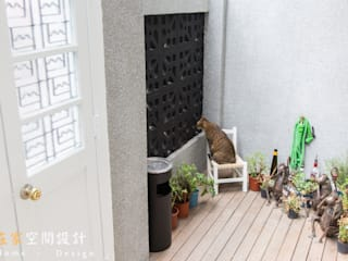 宜蘭在家空間設計(辦公空間):  辦公室&店面 by 在家空間設計