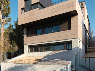 Maisons modernes par Irabé Projectes Moderne