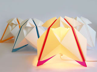 SURIA / Luminaria de mesa:  de estilo  por 7RAYOS