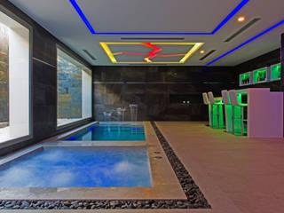 Villa Afrodita Spa modernos de Miralbo Urbana S.L. Moderno