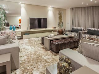Modern living room by fatto arquitetura Modern