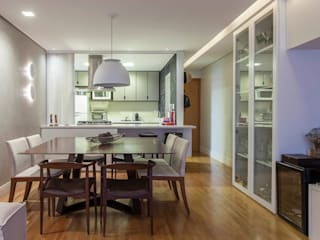 fatto arquitetura Dining room